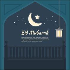 Free Eid Mubarak Vector & Wallpaper http://www.cgvector.com/?s=ramadan