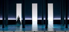 Monteverdi's L'INCORONAZIONE DI POPPEA Direction and Design by Robert Wilson Photo by andrea Messana