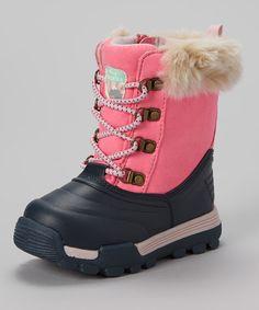 a4cc7f62ef7f Carter s Black   Pink Komet Boot · Toddler Snow BootsKids ...