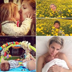 Chris Hemsworth has a beautiful family. His wife Elsa Pataky just loves sharing their memories on Instagram.