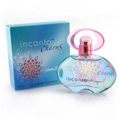 Incanto Charms Perfume by Salvatore Ferragamo for Women. Eau De Toilette Spray 1.7 Oz / 50 Ml. Salvatore Ferragamo http://www.amazon.ca/dp/B00AQ6V2DC/ref=cm_sw_r_pi_dp_boRwub1PZE0Z7