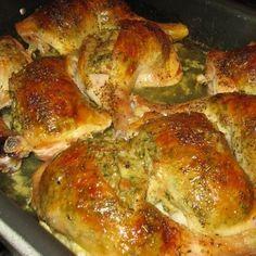 Egy finom Gazdagon töltött csirkecomb ebédre vagy vacsorára? Gazdagon töltött csirkecomb Receptek a Mindmegette.hu Recept gyűjteményében! Poultry, Bacon, Pork, Food And Drink, Turkey, Chicken, Meat, Kale Stir Fry, Backyard Chickens