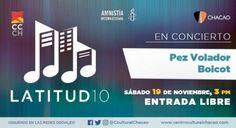 """Latitud 10 presenta a: """"Pez Volador y Boicot"""" http://crestametalica.com/events/latitud-10-presenta-pez-volador-boicot/ vía @crestametalica"""