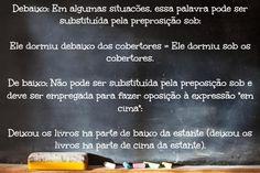 Dicas de português