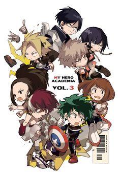 Pixiv Id 5086155, Boku no Hero Academia, Mineta Minoru, Todoroki Shouto, Kaminari Denki, Bakugou Katsuki