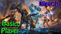 SMITE GAMEPLAY ESPAÑOL | PC XONE PS4 HD | LET'S PLAY SMITE | DIRECTO #297