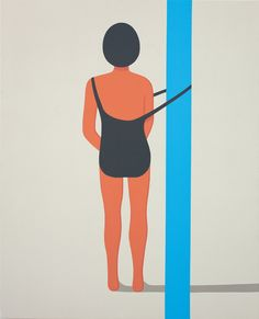 Beautiful minimal Illustrations is the work of artist geoff mcfetridge. Painting has been a part of his art making since 2003.