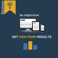 Grow your sales with a mobile-friendly site! #bizzbrain #bizzgr #mobilefriendly #beresponsive