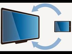 Comment brancher son ordinateur sur sa télé - YouTube