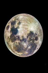 closest moon to earth - photo #32