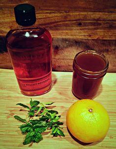 ... whiskey smash rose hip whiskey smash recipe growforagecookferment com