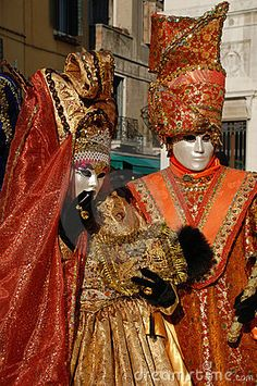 mascaras carnaval foto