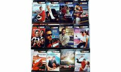 Lot 12 Harlequin Romance Books NASCAR Book