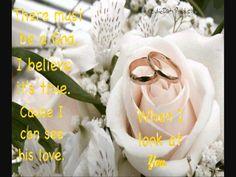 ♪. When I Say I Do - Matthew West ( Lyrics In Description)...LOVEEE