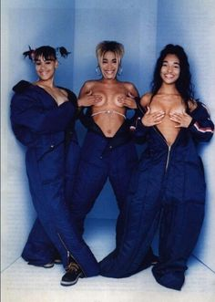 Recently watched the TLC Biopic. I forgot how much i loved them! #TLC #IKons