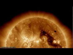 Transit of Venus 2012, NASA Solar Dynamics Observatory.