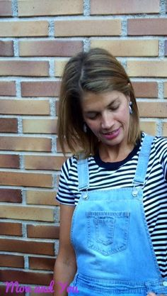 Mon and You: Dungarees