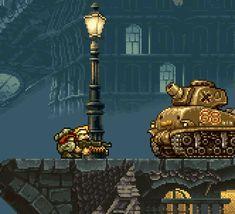 Metal Slug, Neo Geo.