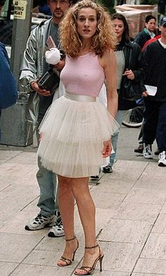 carrie bradshaw by antoinette