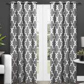 Found it at Wayfair - Thermal Curtain Panel