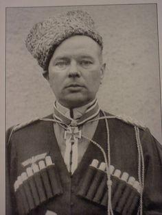 """Generalleutnant Helmuth von Pannwitz - Führer Kampfgruppe """"von Pannwitz"""""""