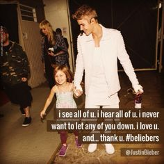 Cute poster by Angie! (created with Surprise Me - Justin Bieber Edition App, available on iTunes.)