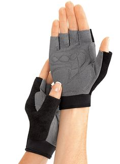 Gel Padded Gloves at http://www.AmeriMark.com .