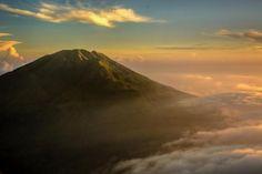 Mount Merbabu-Central Java-Indonesia