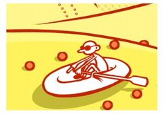 Thilo Rothacker: Fun Ride | Über Extremsportarten. Veröffentlicht in der Frankfurter Allgemeinen Sonntagszeitung. | Format: DIN A3, ohne Rahmen | Auflage: 25 Stück, signiert | erhältlich bei www.kultstuecke.com