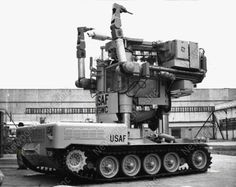 Built by Jered Industries in Detroit for GE's Nuclear Materials and Propulsion…