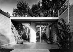 Hilmer residence - Mercedes Ln, Atherton, CA - 1956 | Flickr - Photo Sharing!