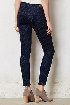 [olka dot legging jeans