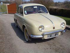 Restored 1950s Renault Dauphine on eBay