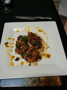 I made a good dish!