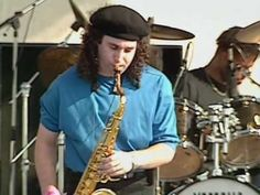 Metrpolis from Boney James at 96 Capitol Jazz Fest from Broadcast Center...