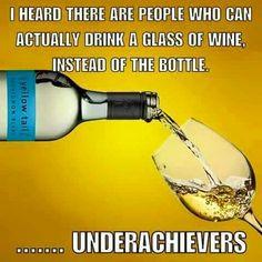 Underachievers...#beauty #winewednesday #menopause  HTTPS://www.integritymedicslaesthetics.com