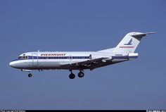 Piedmont Airlines  More: Fokker F-28-1000 Fellowship