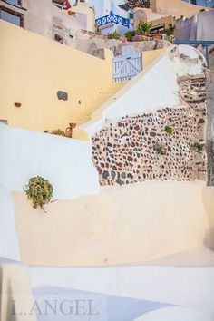 Santorini; Greece; Aegean Sea; Oia town; blue church; sunset Santorini Greece, Photo Wall, Sea, Sunset, Blue, Sunsets, Photograph, Ocean