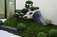 Garden design using Japanese garden art: Asian garden … - Garden Ideas - DIY Small Japanese Garden, Japanese Garden Design, Japanese Landscape, Chinese Garden, Modern Garden Design, Garden Landscape Design, Garden Trees, Garden Art, Japan Garden