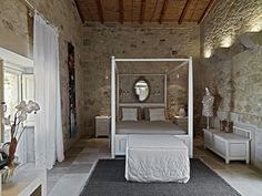 The Relais Masseria Capasa is a stunning hotel located in Martano, Italy. Originally constructed in the century, the property was renovated by Paolo Fracasso in Photos courtesy of the Relais Masseria Capasa Share your Thoughts Decor, Furniture, House Design, Interior, Interior Architecture Design, Stunning Interiors, Rustic Home Decor, Rustic Interiors, Rustic House