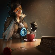 Overwatch has developed quite a fan art following.... - Page 15 - NeoGAF