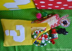 Super Mario Party Planning Ideas Cake Idea Supplies Decorations Luigi