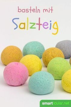 Salt dough instead of Lego - unlimited game worlds made of kitchen ingredients- Salzteig statt Lego – unbegrenzte Spiele-Welten aus Küchenzutaten Make salt dough yourself – recipe, instructions and many … - Diy Crafts To Do, Crafts For Girls, Diy For Kids, Kids Crafts, Easy Crafts, Cork Crafts, Homemade Crafts, Preschool Crafts, Paper Crafts