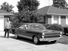 Car Station, Mercury Cars, Lincoln Mercury, Ford Fairlane, Pony Car, Car Advertising, Us Cars, Muscle Cars, Vintage Cars