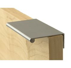 """View the Berenson 1057 Bravo Finger Cabinet Pull with 3"""" Length at Build.com."""
