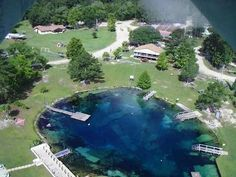 Vortex Spring | Atlas Obscura. Ponce de Leon, FL  My sis just got to go here!  Lucky!  Looks neat.