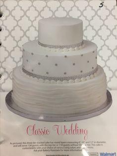 Walmart Wedding Cake Sams Club Cakes Amazing