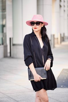 The LBD & Pink - Audrey is a Boy