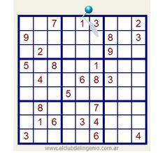 Otro sudoku de nivel de dificultad alta #sudokus