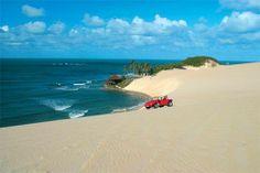 Praia de Natal - RN